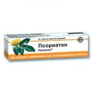 ПСОРИАТЕН 50г мазь Dhu-Arzneimittel GmbH and Co. KG
