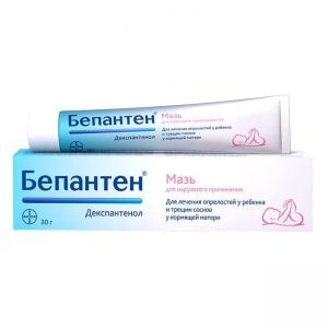 БЕПАНТЕН 5% 30г мазь д/наружного применения Гренцах Продукционс ГмбХ Байер Фарма АГ