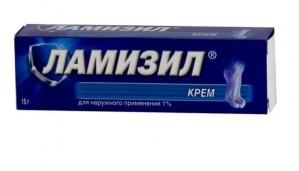 ЛАМИЗИЛ 1% 15г крем д/наружного применения Новартис Консьюмер Хелс