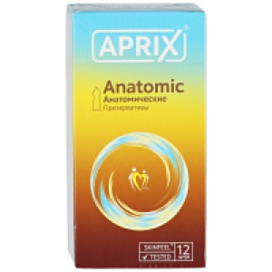 АПРИКС презервативы Анатомик N12 THAI NIPPON RUBBER INDUSTRY PUBLIC COMPA