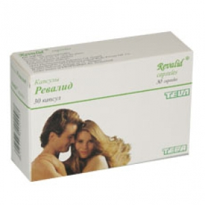 РЕВАЛИД N30 капс. Teva Pharmaceutical Works Private Co.