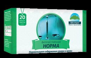 ФИТОЧАЙ Норма Тайга-продукт ф/п №20 1,5г