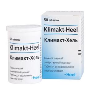 КЛИМАКТ-ХЕЛЬ N50 таб. д/рассасывания Biologische Heilmittel Heel GmbH
