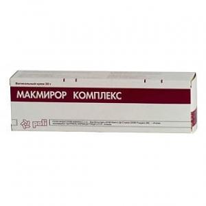 МАКМИРОР КОМПЛЕКС 30г крем вагинальный Doppel Farmaceutici