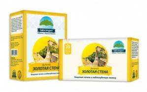 ФИТОЧАЙ Золотая стена Тайга-продукт ф/п №20 1,5