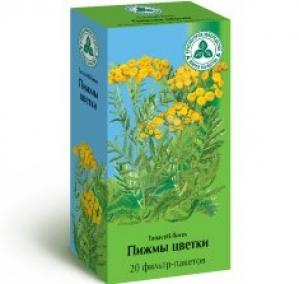 ПИЖМА ЦВЕТКИ 75г Красногорсклексредства
