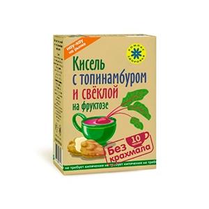 КИСЕЛЬ овсяно-льняной на фруктозе Топинамбур/Свекла