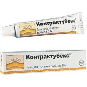 КОНТРАКТУБЕКС 20г гель д/наружного применения Merz Pharma GmbH and Co. KGaA