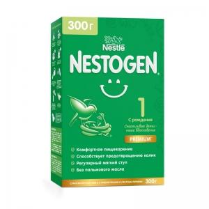 НЕСТОЖЕН 1 300г смесь молочная Nestle Россия