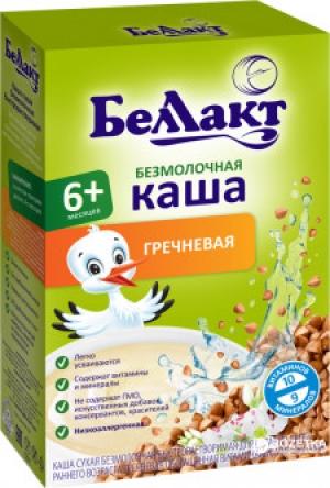 БЕЛЛАКТ каша б/мол. гречневая 200г