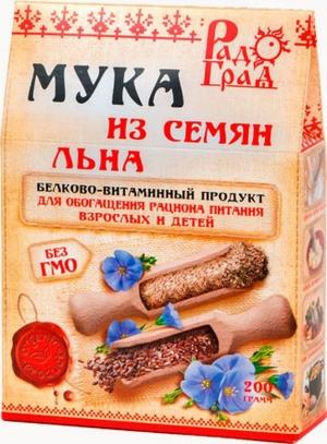МУКА  льняная 300