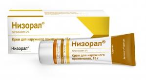 НИЗОРАЛ 2% 15г крем д/наружного применения Янссен Фармацевтика Н.В.