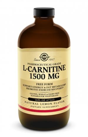 Солгар l карнитин жидкий