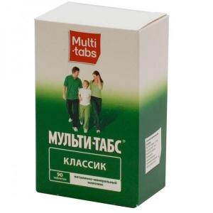 МУЛЬТИ-ТАБС КЛАССИК таб. N30 Ферросан