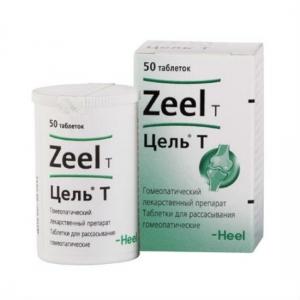 ЦЕЛЬ Т N50 таб. Biologische Heilmittel Heel GmbH