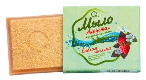 АКРУСТАЛ мыло для тела Спелая малина 100г