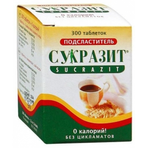 ЗАМЕНИТЕЛЬ сахара СУКРАЗИТ N300
